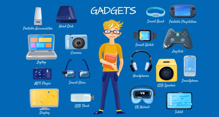 Gadgets Review - May 2021