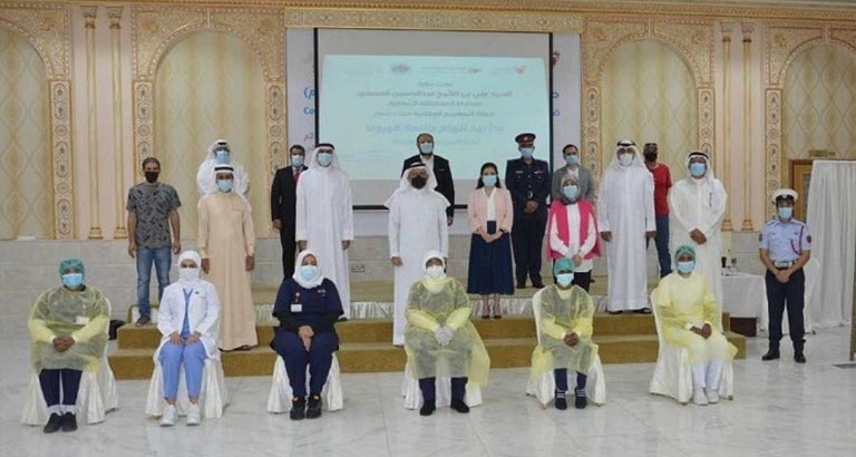 Vaccination campaign organised by Northern Governate