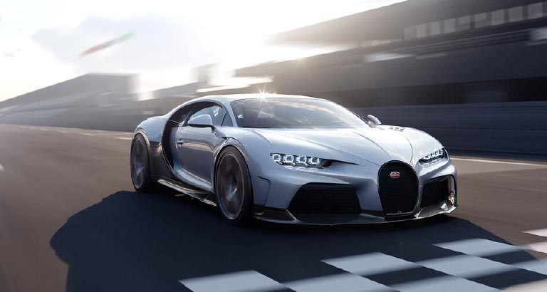 The Quintessence of Luxury and Speed