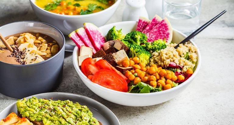 Here are four of Bahrain's most interesting vegan restaurants.