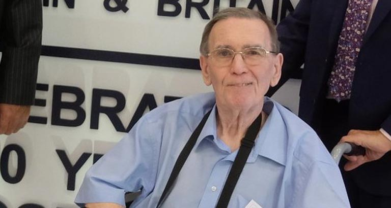 BBBF bids farewell to one of its founding members Dr Joseph Dunn