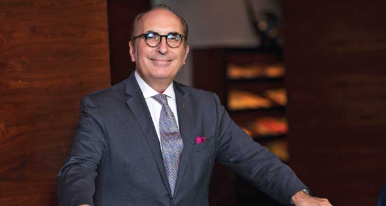 Ritz-Carlton Gets New Boss