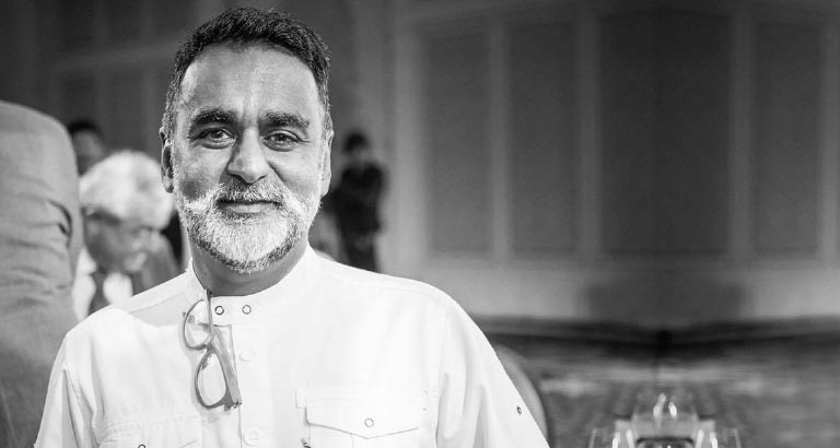 Look Who's In Town | Chef Vineet Bhatia