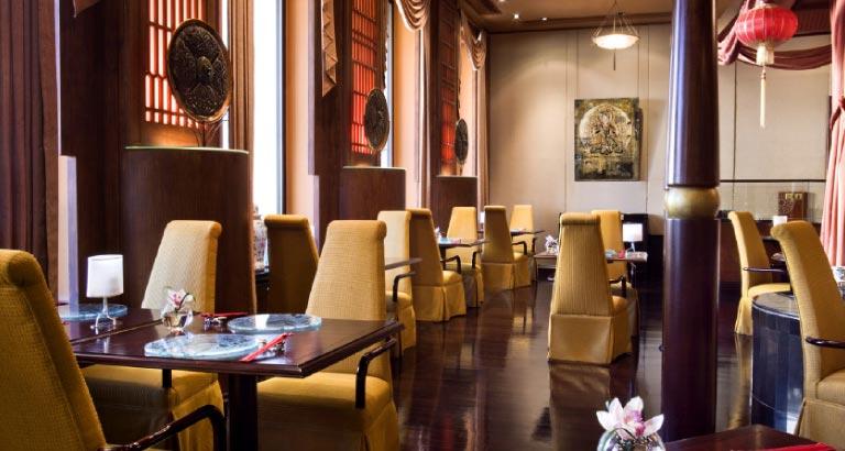 Soie Restaurant at Sheraton Bahrain Hotel