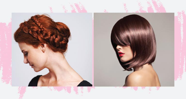 hair trends by Toni&Guy;