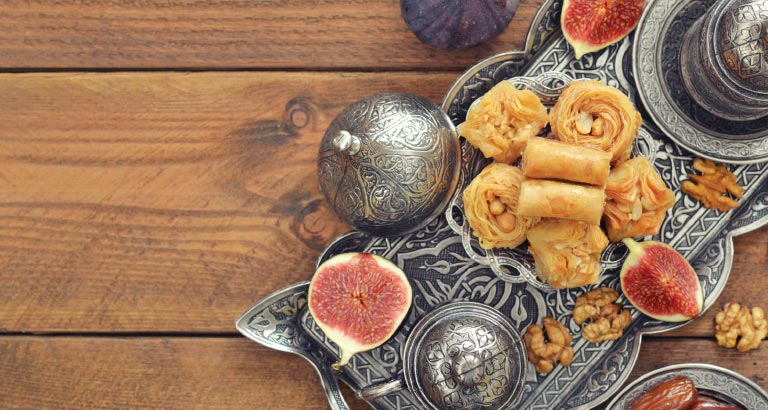 Traditional Treats - Ramadan & Eid Happenings