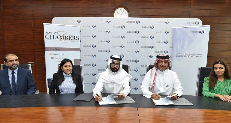 Almoayed Chambers appointed authorised sponsor of Bahrain Investment Market