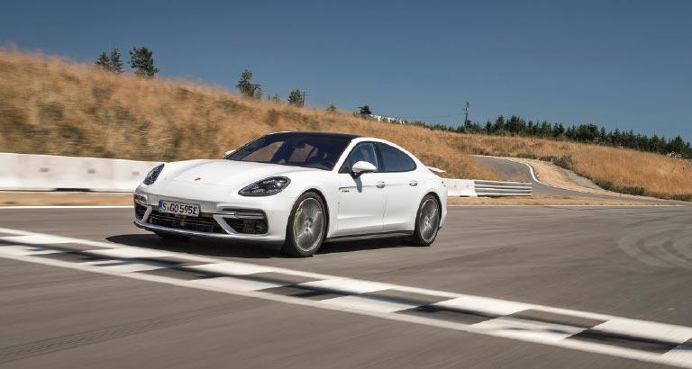 A New Record - Porsche