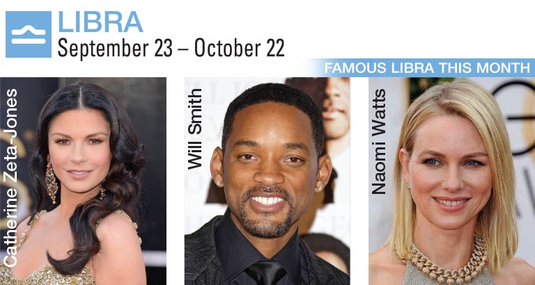 Famous Libra People