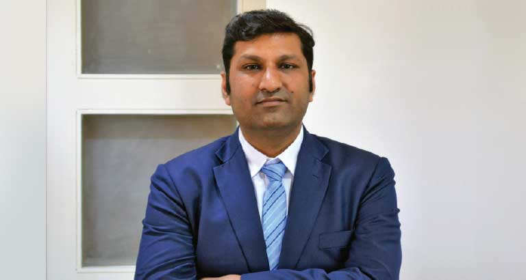 Gupta Steps Up
