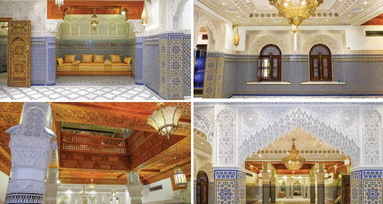A Taste  of Morocco - Jawad Group