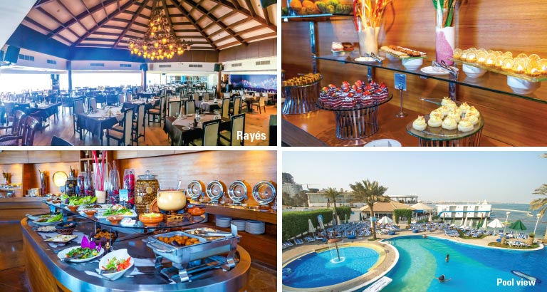 Savour Seaside Dining | Coral Bay Resort