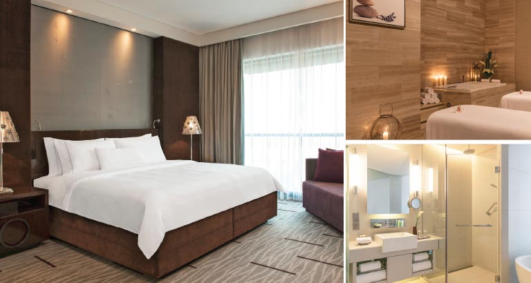 Sleep Well to Stay Well | The Westin City Centre Bahrain