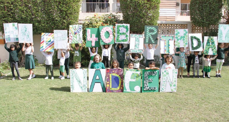 Decades of Dedication | Nadeen School