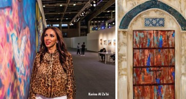 Spreading the Joy of Art - Karina Al Zu'bi