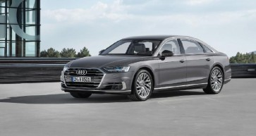 Top Honour | The Audi A8