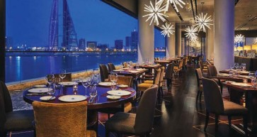 Four Seasons Hotel Bahrain Bay | ONE WITH THE STARS