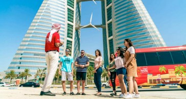 bahrain tour guides