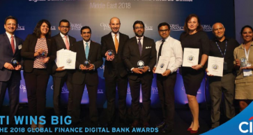 Citi Wins Digital Awards