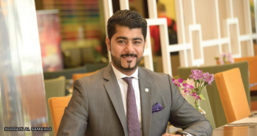 khotel youngest bahraini hotel general manager