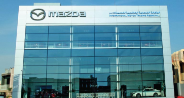 Mazda - International Motor Trading Agency