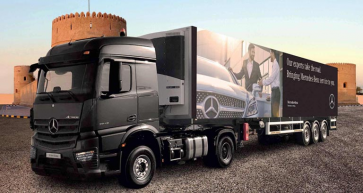 Service Truck Roadshow Returns