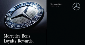 Mercedes-Benz Loyalty Programme Benefits