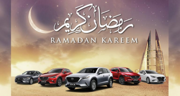 Mazda - Best Deals During Ramadan