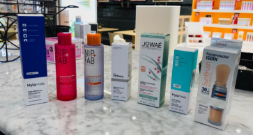 morning skin care routine bliss lab bahrain