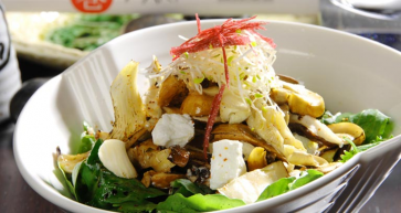 Maki - Namesake Speciality Salads Aim to Please!
