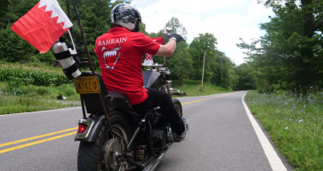 Riding the Dragon – A Motorcycle Tour Extraordinaire