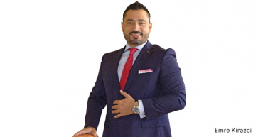emre kirazci business development expert at sofitel bahrain zallaq thalassa sea & spa