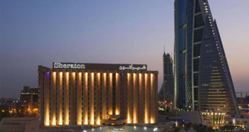 Facelift for Sheraton Hotel Bahrain