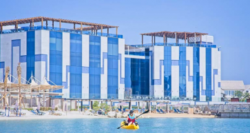 Reef Clubhouse and Lagoon Beach Bahrain