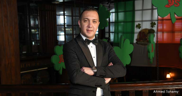 jj's irish restaurant manager ahmed tohamy