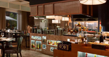 Baharat restaurant at Le Meridien City Centre Bahrain