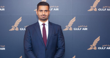 gulf air new hr manager