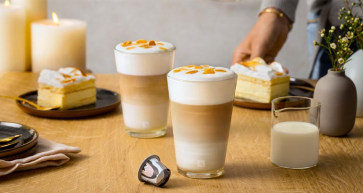 Nespresso - Find Your Fika