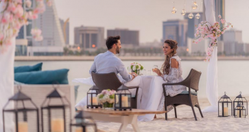 four seasons hotel bahrain bay valentines day