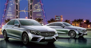 Al Haddad Motors Merced Benz E-Class Offer