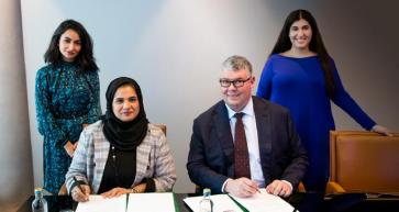 INJAZ Bahrain and the BMMI Group