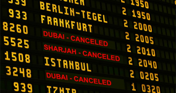 Bahrain orders temporary suspension of flights