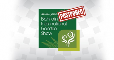 Bahrain International Garden Show postponed to 2021