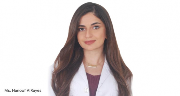 Royal Bahrain Hospital's Dietician Ms. Hanoof AlRayes