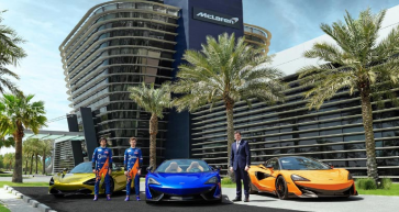 Huge Boost for Supercar Powerhouse