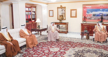 HRH Premier: Bahrain's Anti-Coronavirus Measures Effective, Reassuring