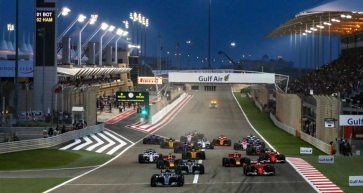 F1 To Return to Bahrain in December