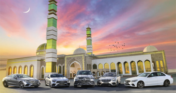 Al Haddad Motors: Mercedes-Benz Ramadan Offer