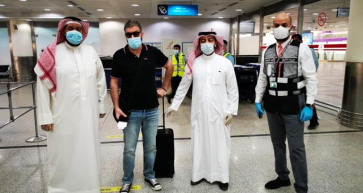 42 Bahrainis Repatriated from Kuwait