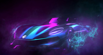 Cyberster Concept Unveiled